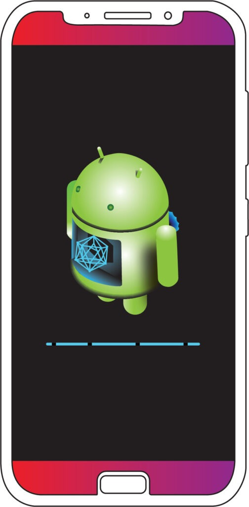 Resetting android device