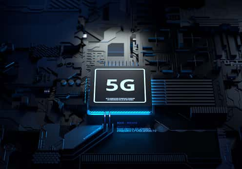 Google Whitechapel 5G supported